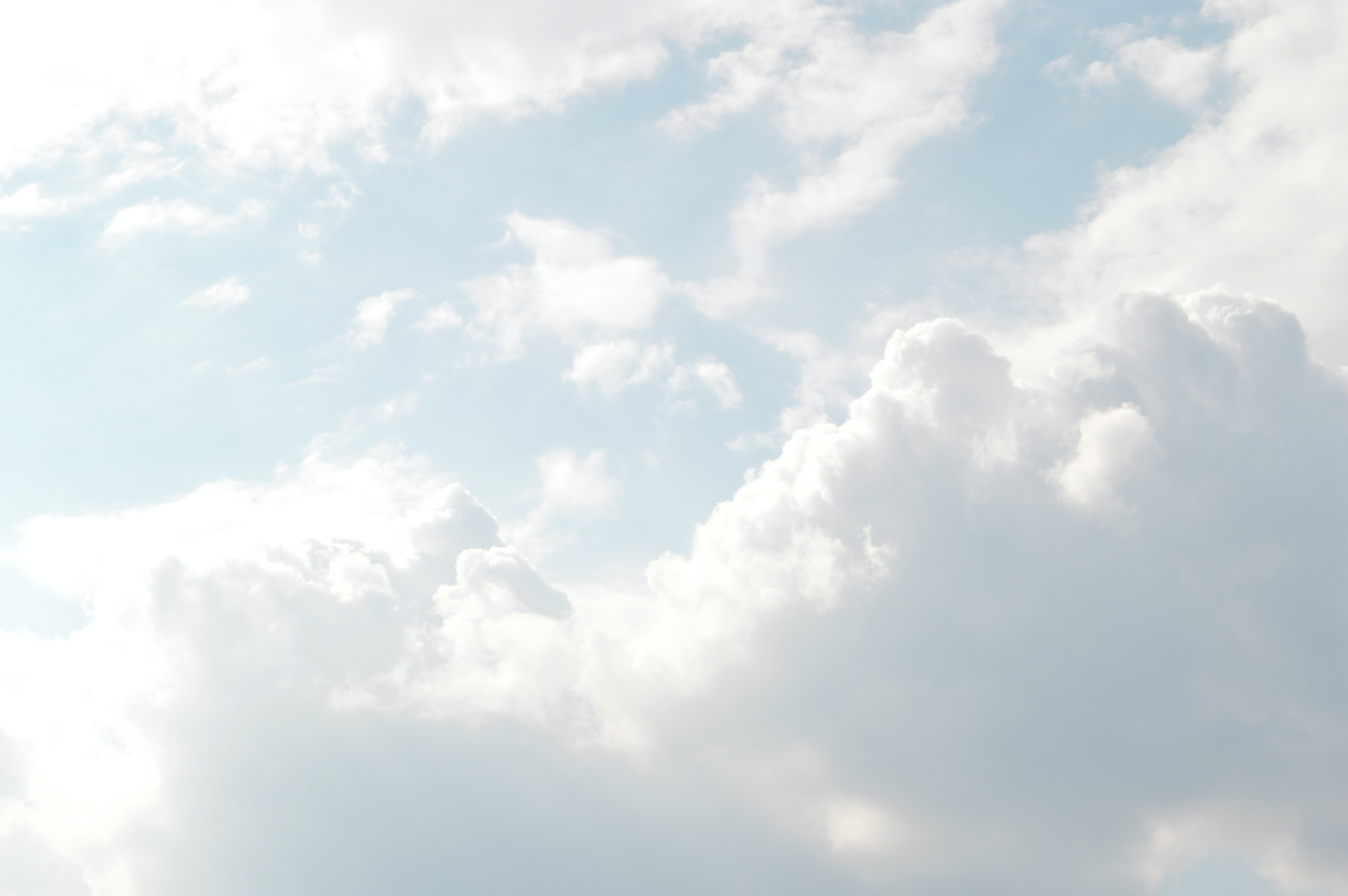 Free stock photo of light, sky, sunny, clouds