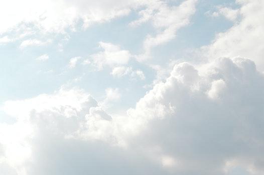 Kostenloses Stock Foto zu licht, himmel, sonnig, wolken