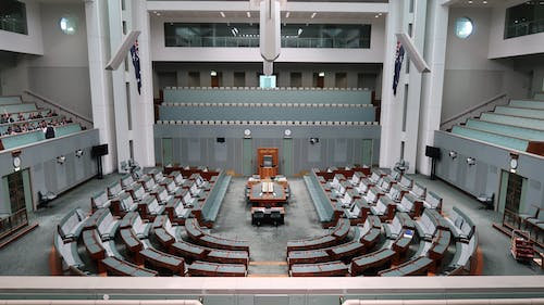 Free stock photo of act, Australian capital territory, Australian House of representatives, Australian Parliament House