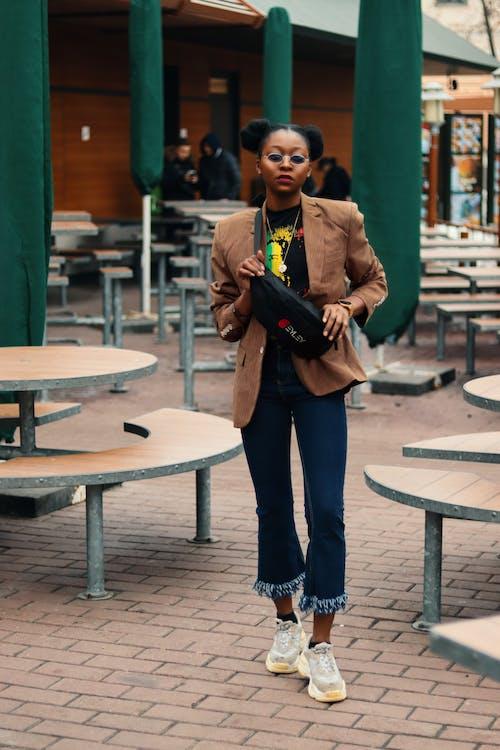 Ingyenes stockfotó barna, divat, divat hét, dorkó témában