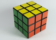 mathematics, colorful, orange