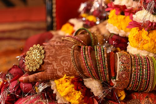 Immagine gratuita di india, matrimonio