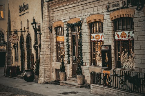 Free stock photo of afternoon, building, old building, old town