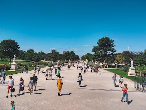 คลังภาพถ่ายฟรี ของ ปารีส