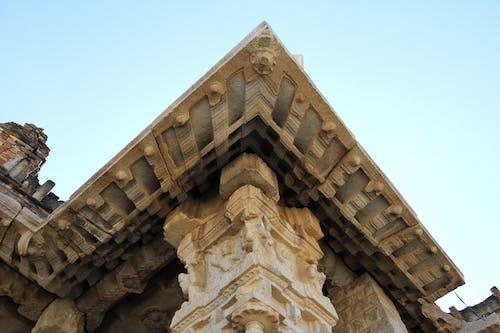 sri krishnadevarayla, カルナタカ, ハンピ, ヒンズー教の無料の写真素材