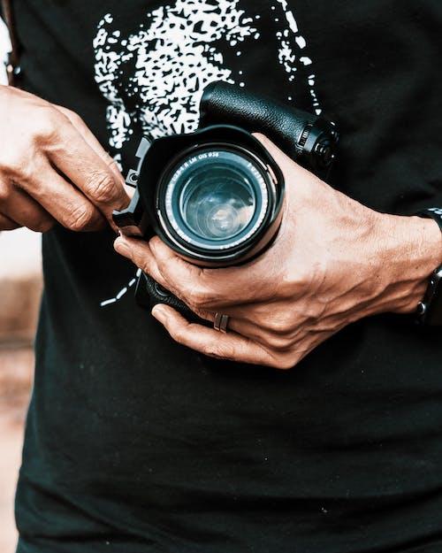 Безкоштовне стокове фото на тему «fuji, Fujifilm, камера, лінза фотоапарату»