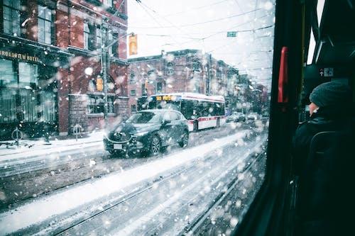 Ilmainen kuvapankkikuva tunnisteilla downtown toronto, flunssa, ikkunanäkymä, Kanada