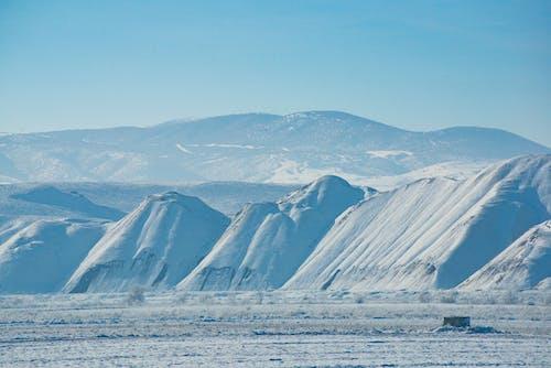 Gratis stockfoto met berg, bevroren, extreem, hemel