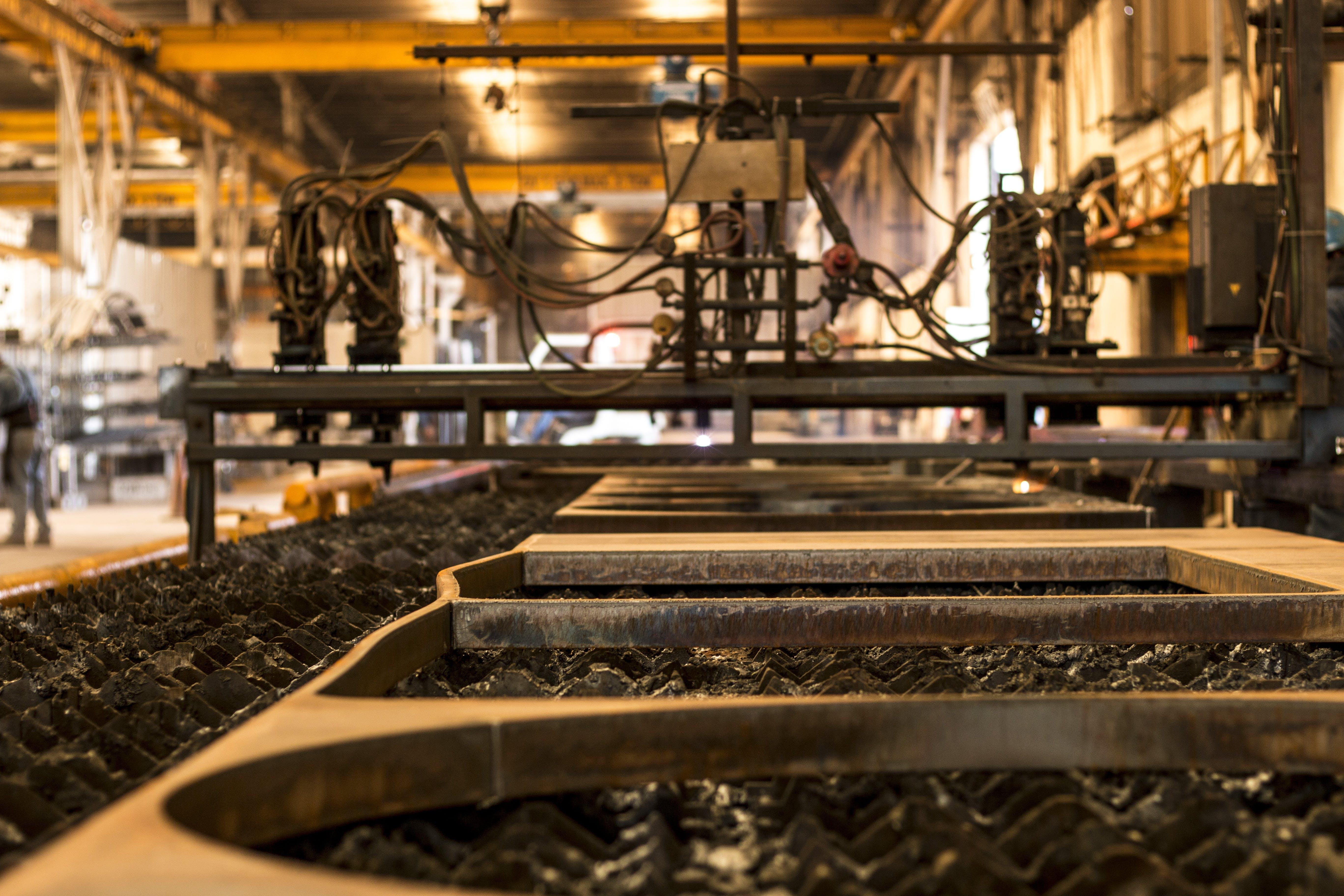 Free stock photo of hardworking, metal, steel, work