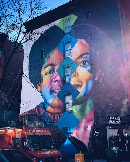 Free stock photo of graffiti, kobra, michael jackson, new york city