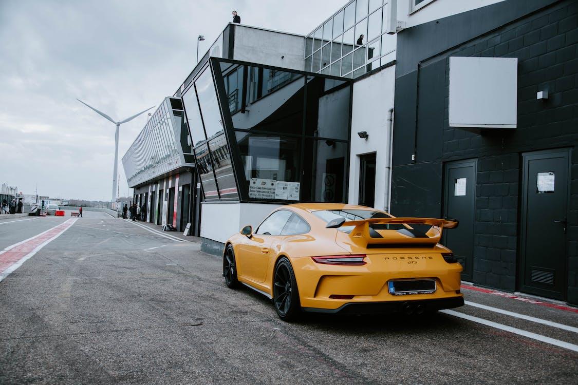 automobilové závody, Belgie, obvod