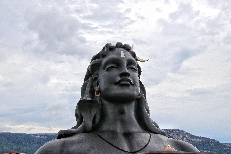 Free Stock Photo Of Adiyogi God Shiva Isha