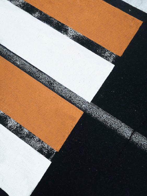 Imagine de stoc gratuită din alee pietonală, asfalt, trecere de pietoni