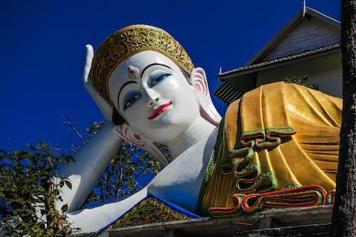 Darmowe zdjęcie z galerii z architektura, azja, azjatycki, budda