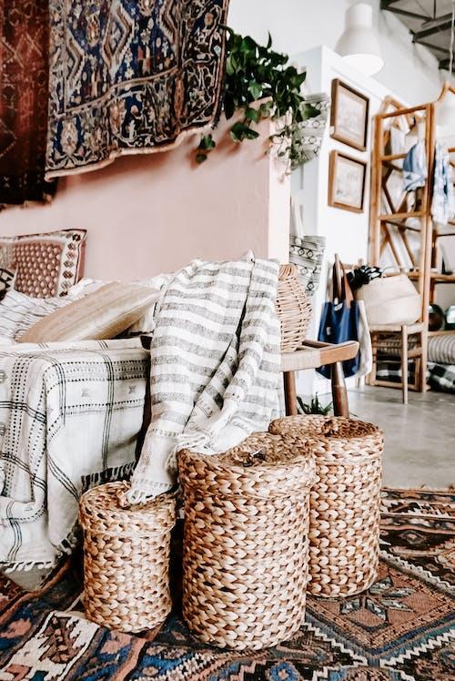 Fotobanka sbezplatnými fotkami na tému dekor, dizajn, domáci dekor, domáci interiér