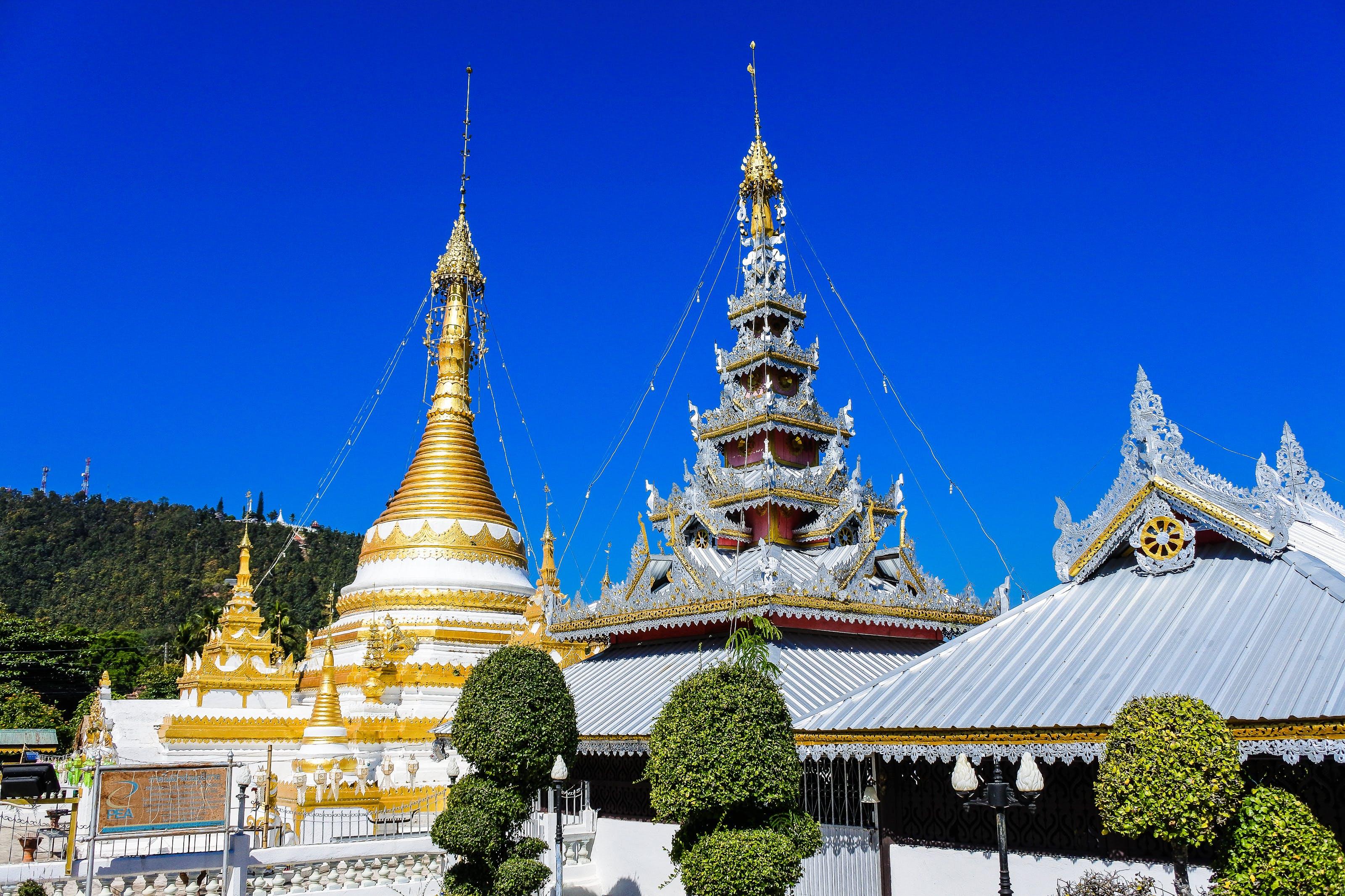 Darmowe zdjęcie z galerii z azja, buddyzm, budynek, chong