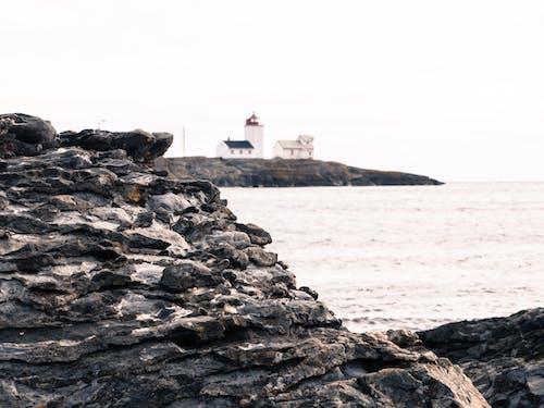 Fotos de stock gratuitas de agua, costa, faro, litoral
