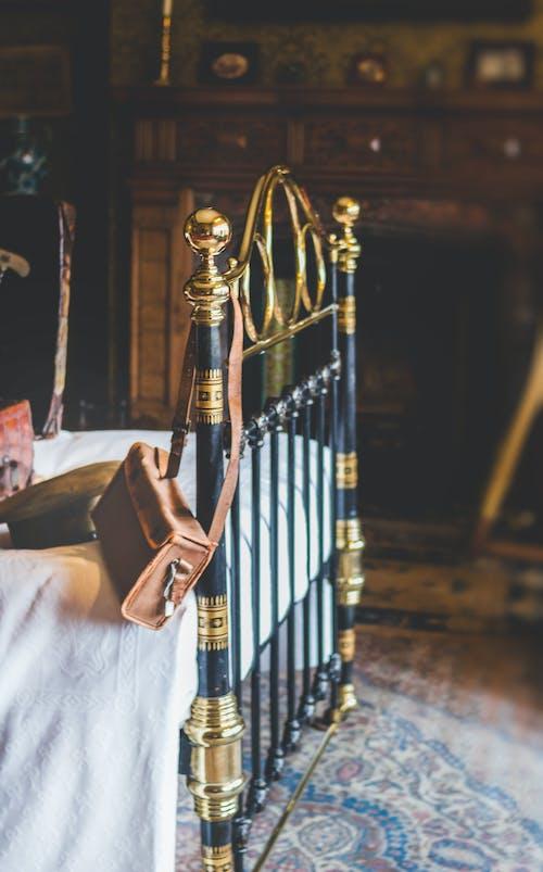 Δωρεάν στοκ φωτογραφιών με κρεβάτι, σκελετός κρεβατιού