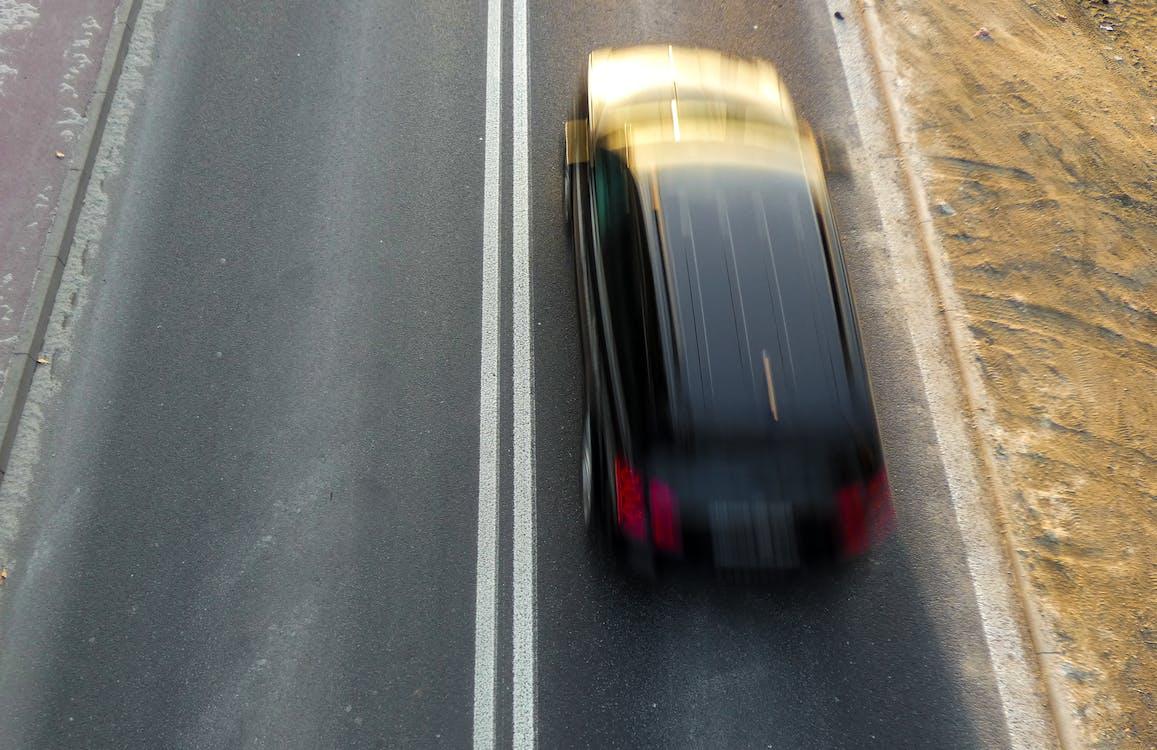 automobil, condus, cu mașina