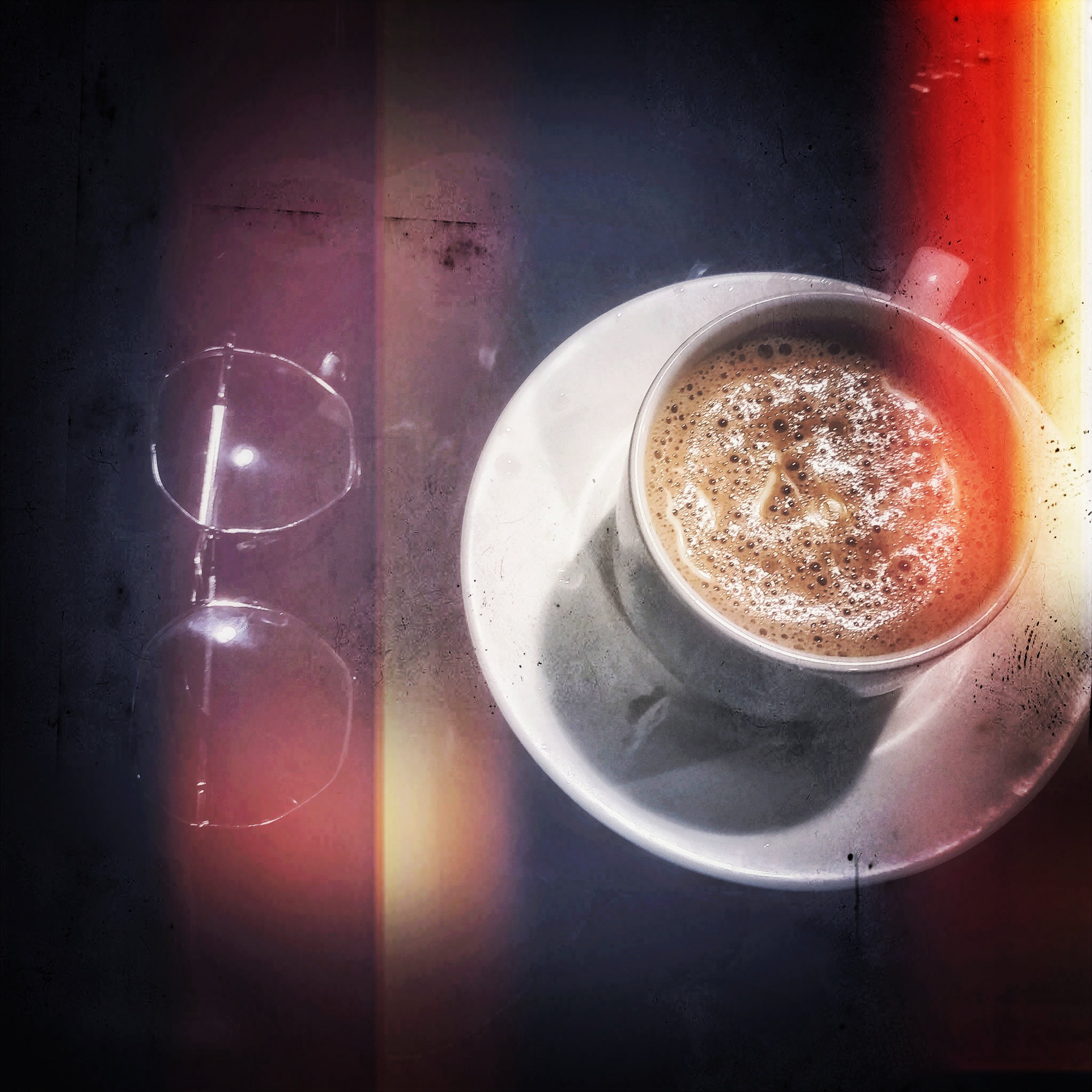 Free stock photo of cup, natural spectacle, old glow, tea