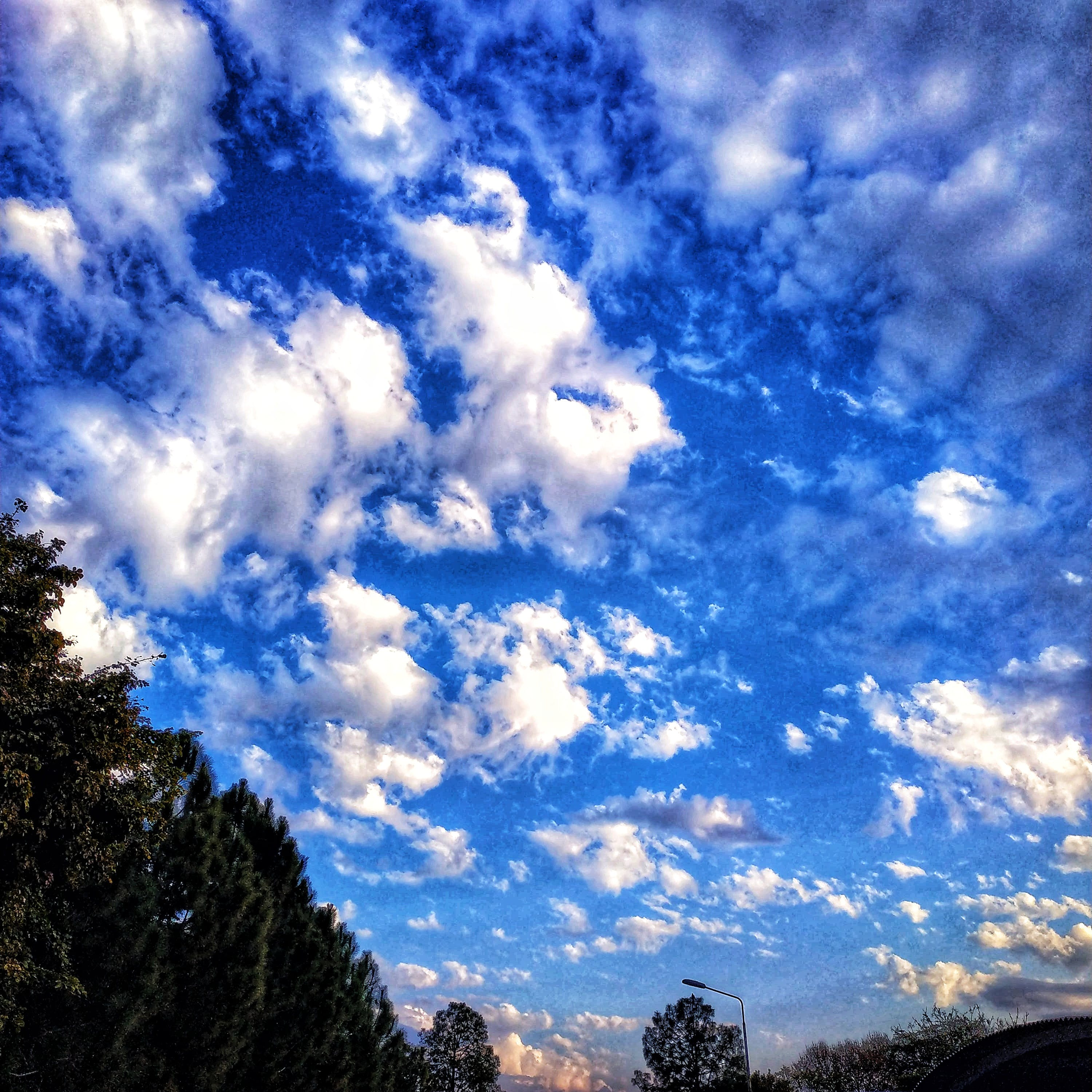 Free stock photo of about time, blue skies, cloudscape, evening
