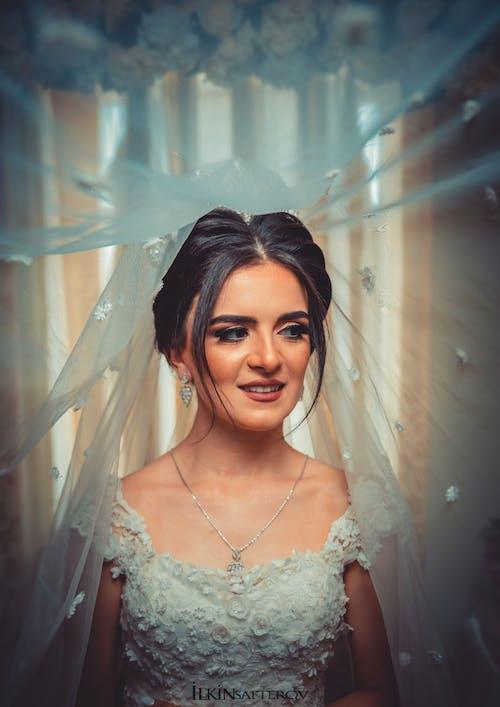 Free stock photo of portrait, wedding