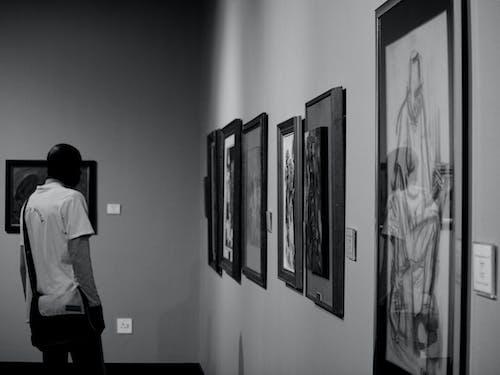 Fotos de stock gratuitas de #art º, #blackandwhite, #bnw, #estudio