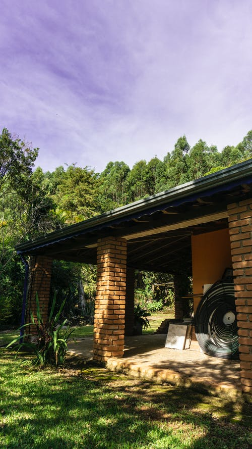小屋, 針葉樹 的 免費圖庫相片