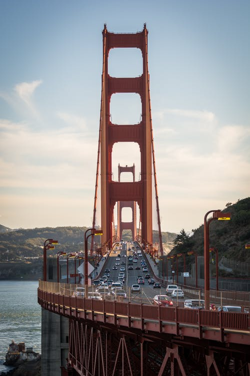 Free stock photo of bridge, golden gate bridge, san francisco