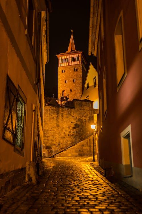 Základová fotografie zdarma na téma historická budova, historické centrum, historický, střední věk