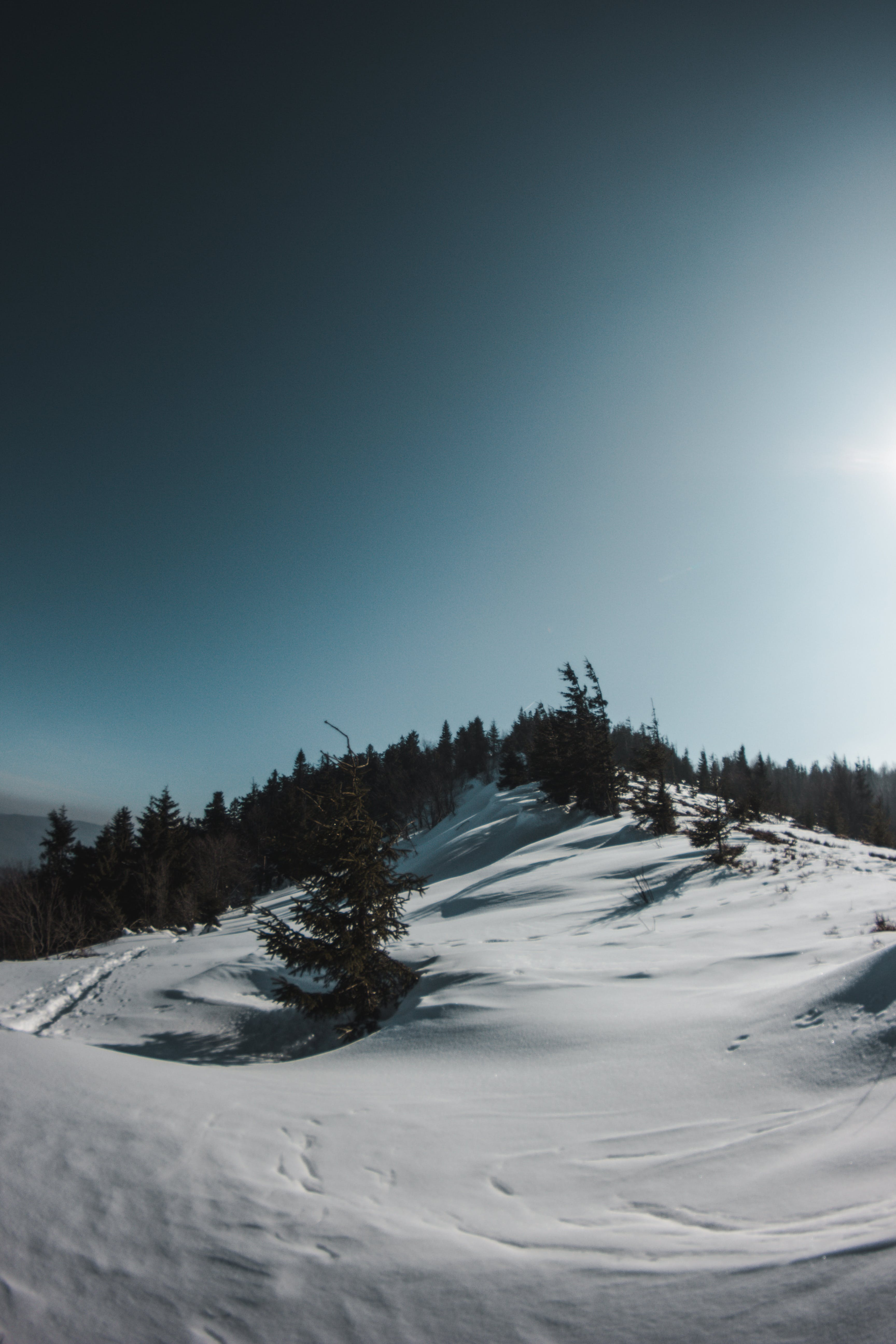 Безкоштовне стокове фото на тему «гора, застуда, зима, погода»