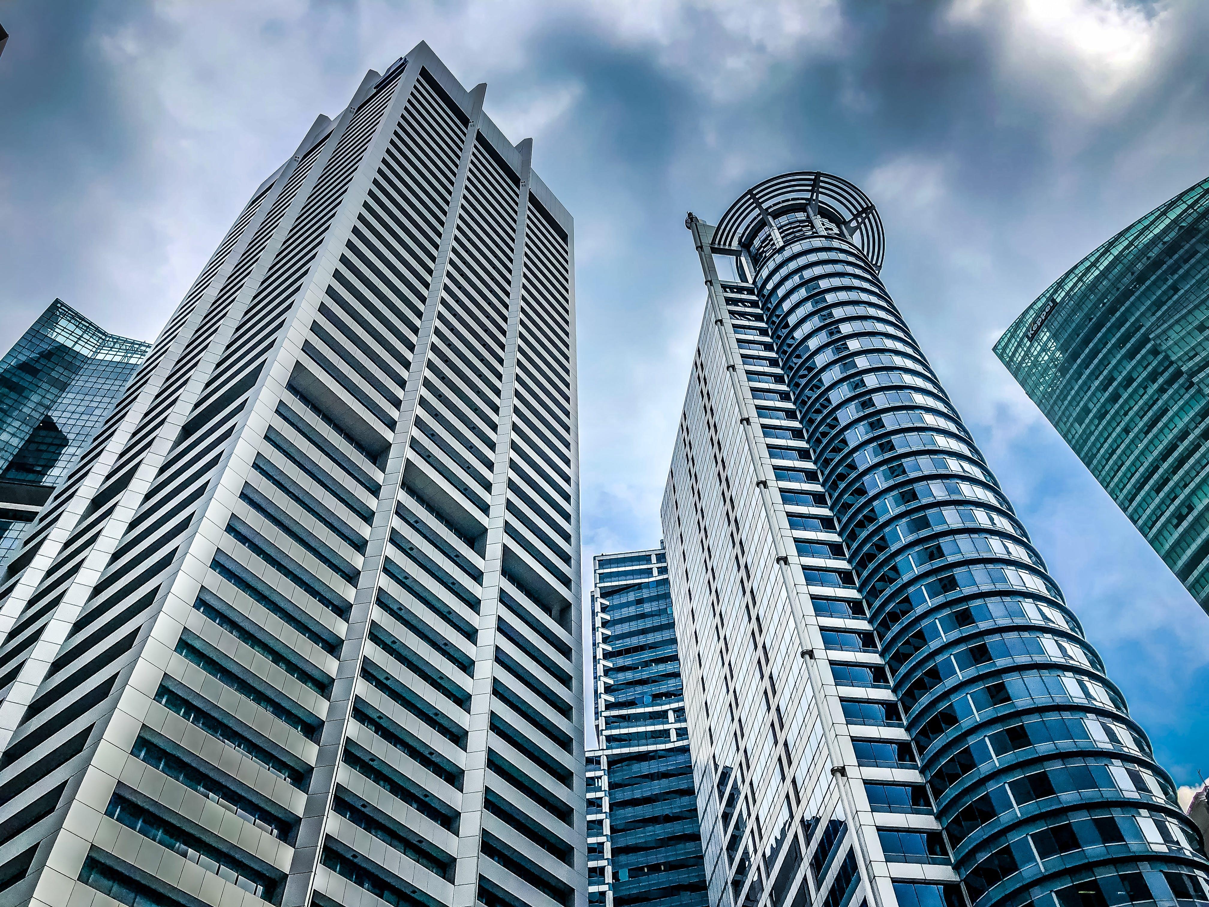 arkitektur, Asien, by