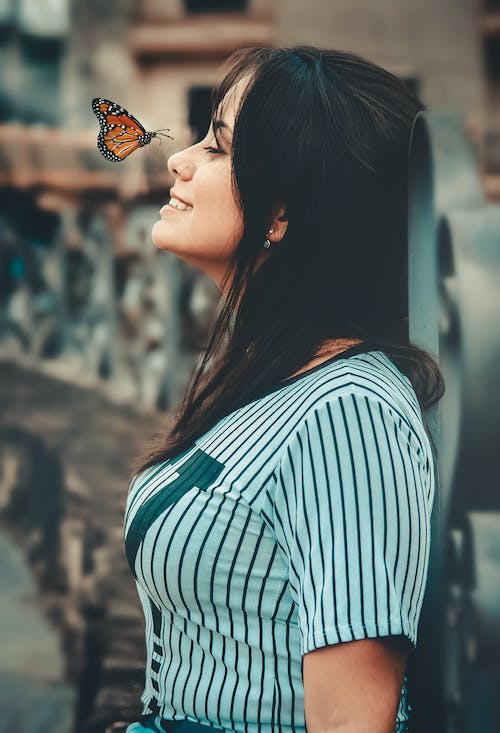 Free stock photo of butterfly, pexels, portrait, vertical