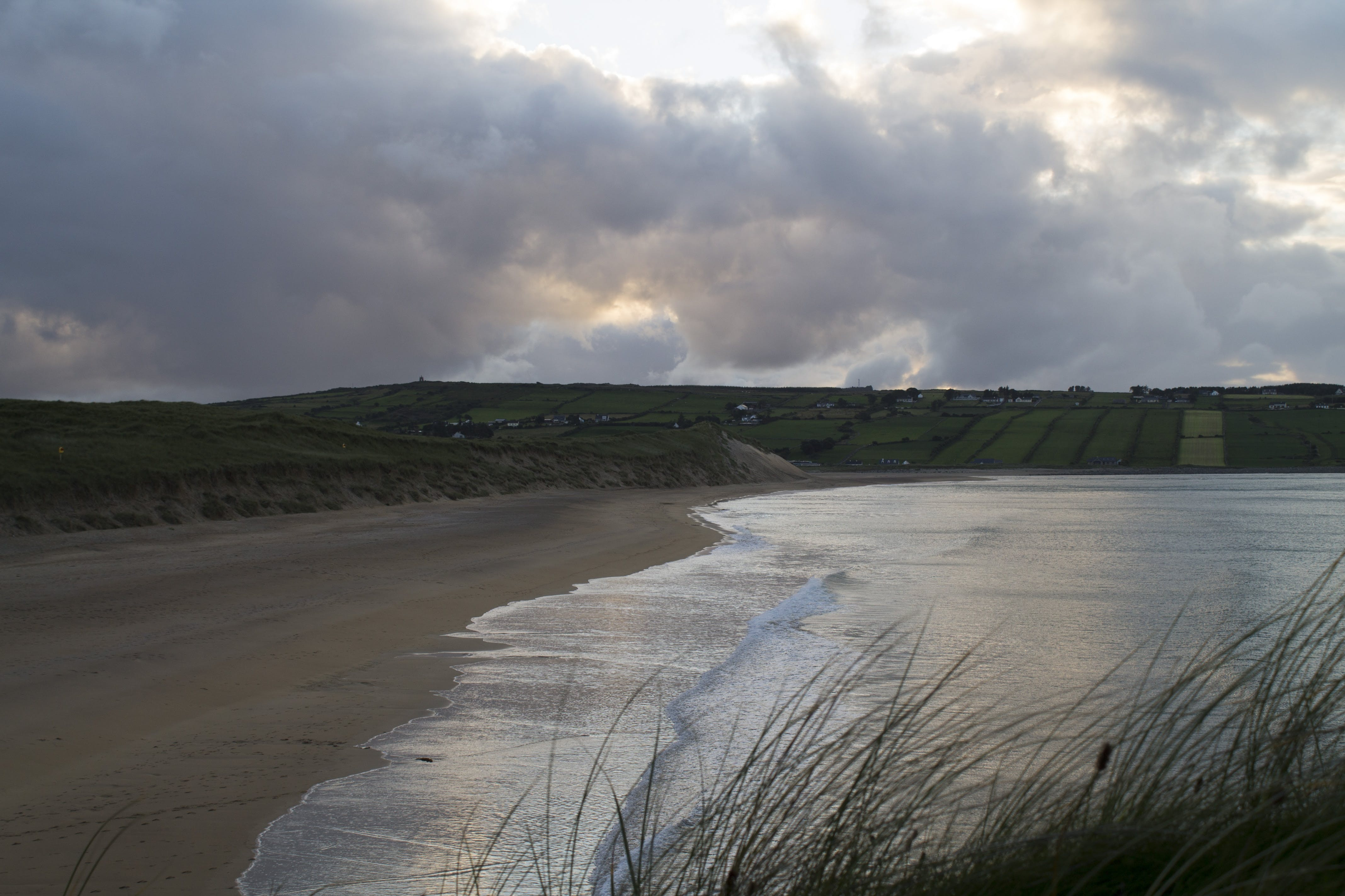 Free stock photo of beach, cloud, cloudy sky, ireland