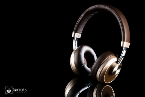 Free stock photo of headphone, productphotography, song