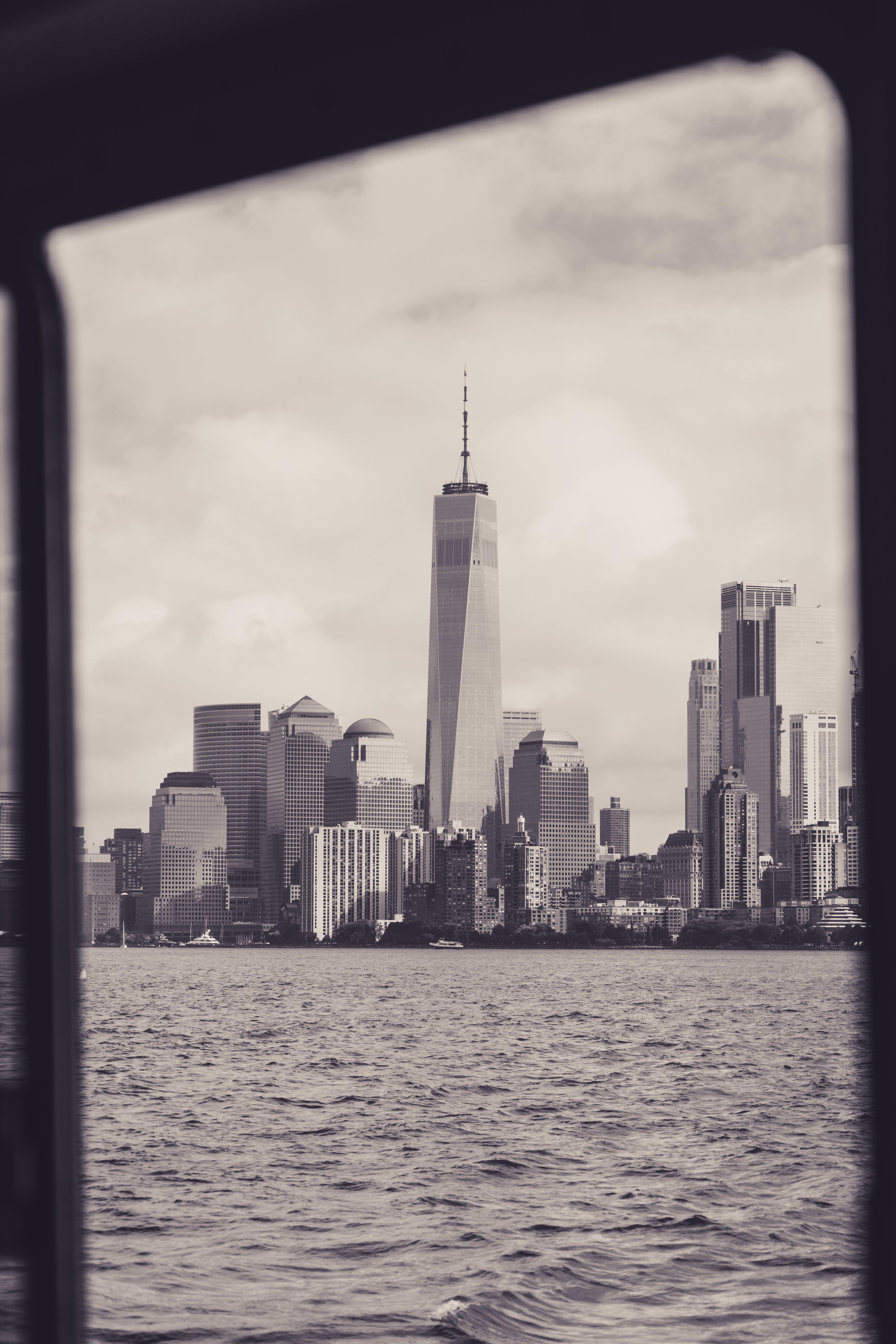 Free stock photo of cityscape, new york city, one world trade center