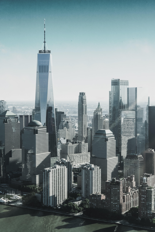 Gratis stockfoto met amerika, architectuur, binnenstad, gebouwen