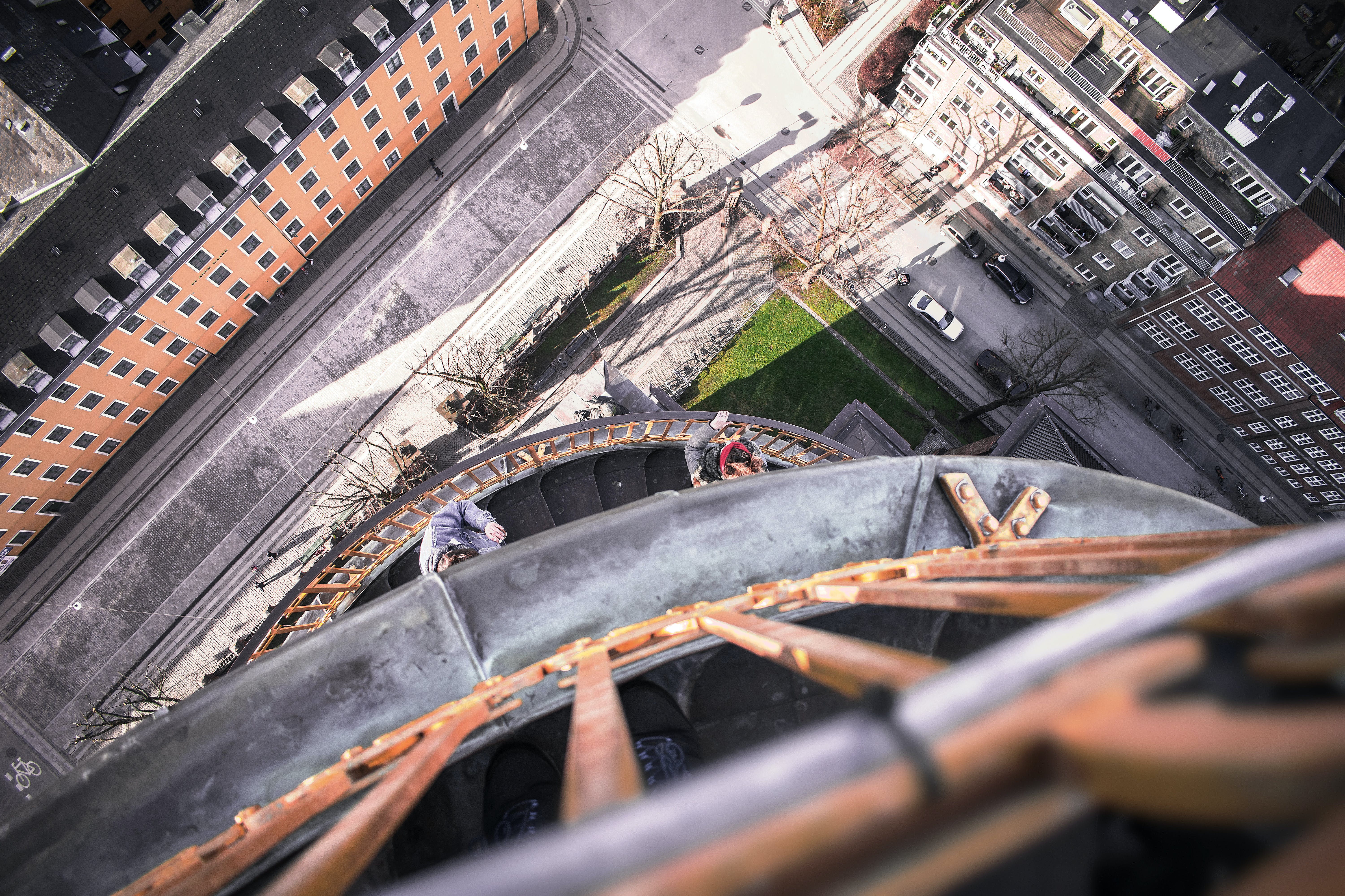 Free stock photo of above, aerial, architecture, buildings