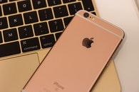 apple, iphone, laptop