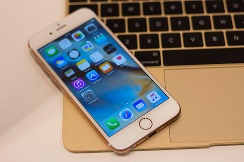 Darmowe zdjęcie z galerii z apple, iphone, iphone6s, macbook 12