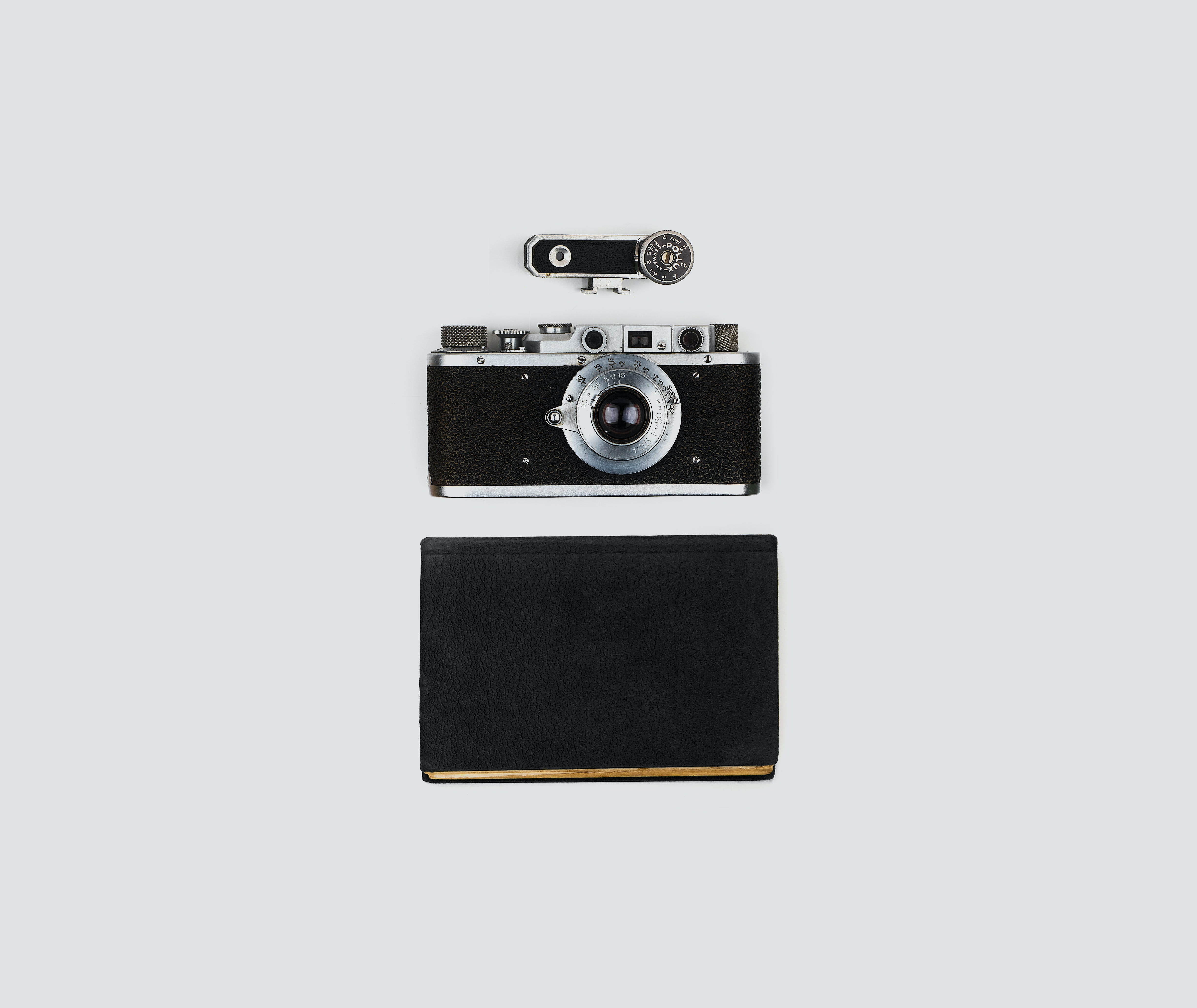 Foto stok gratis berfokus, fotografi, kamera, kamera lama