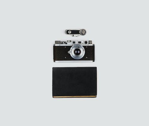 Fotobanka sbezplatnými fotkami na tému detailný záber, fotoaparát, fotografia, historický fotoaparát