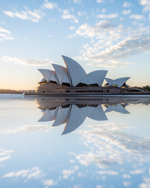 architektura, australia, budynek