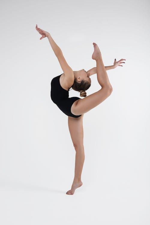 Gratis stockfoto met actief, activiteit, balans, balletdanser
