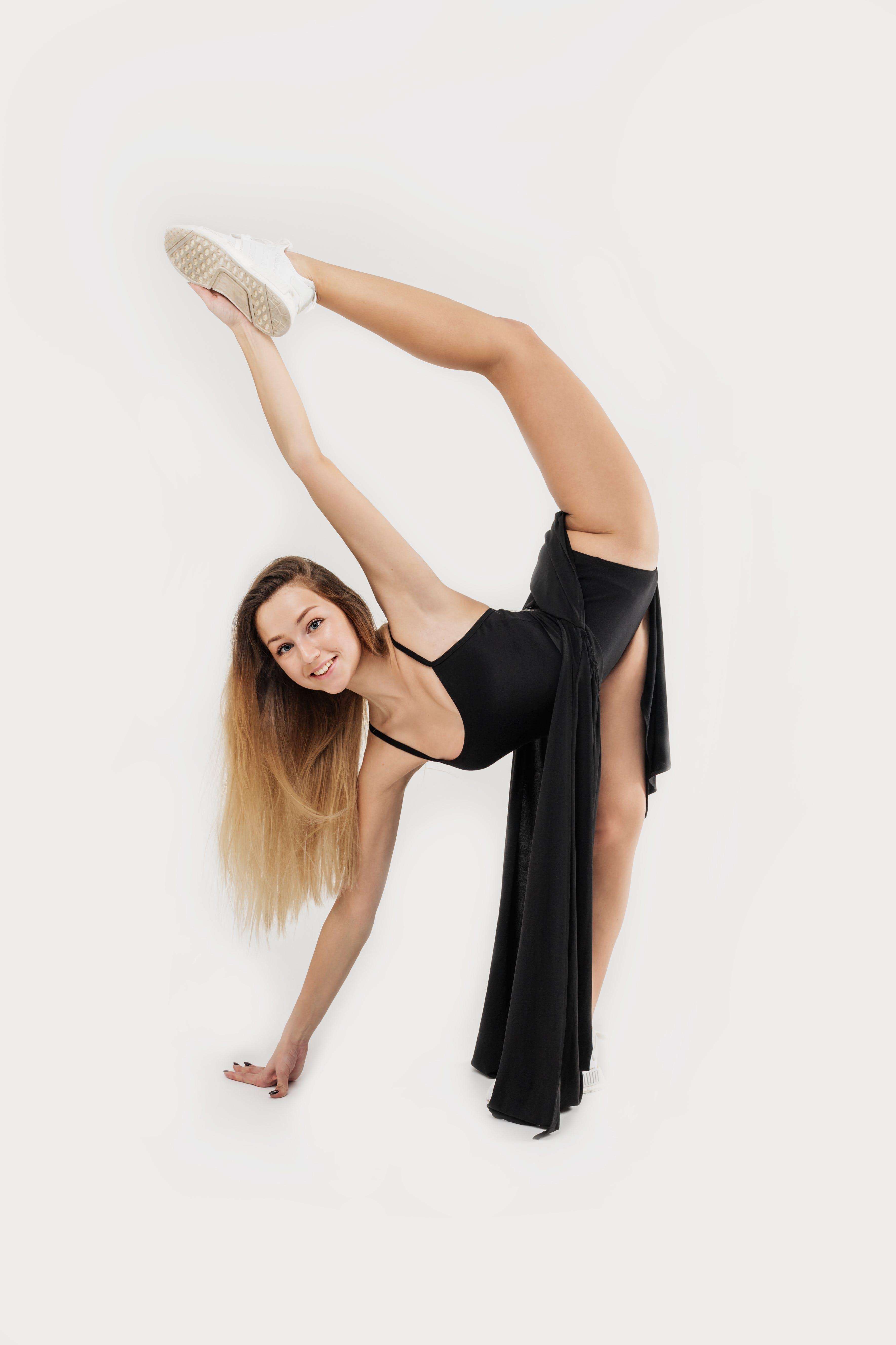 Kostenloses Stock Foto zu aktiv, aktivität, attraktiv, balletttänzer