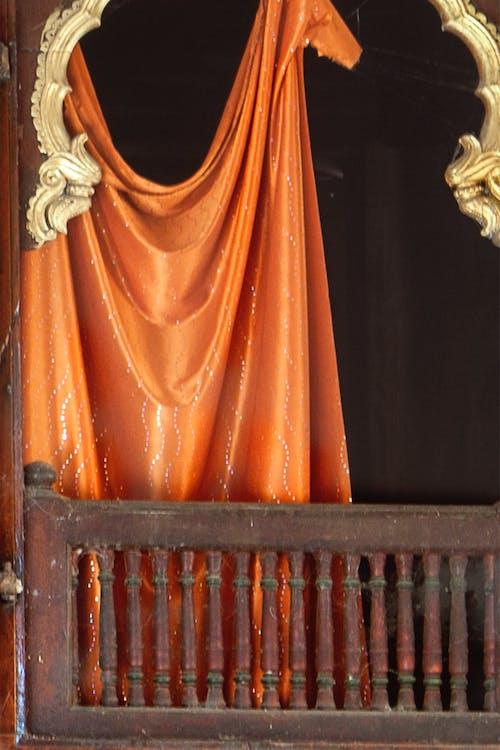 Kostnadsfri bild av gardin, konst