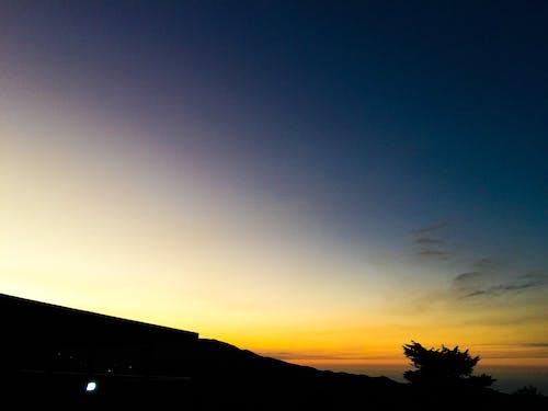 Free stock photo of nature, sky, sunset