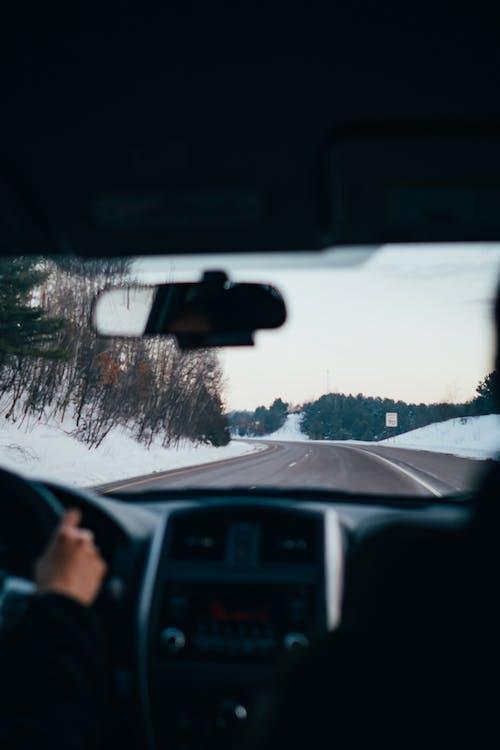 Black-framed Rear View