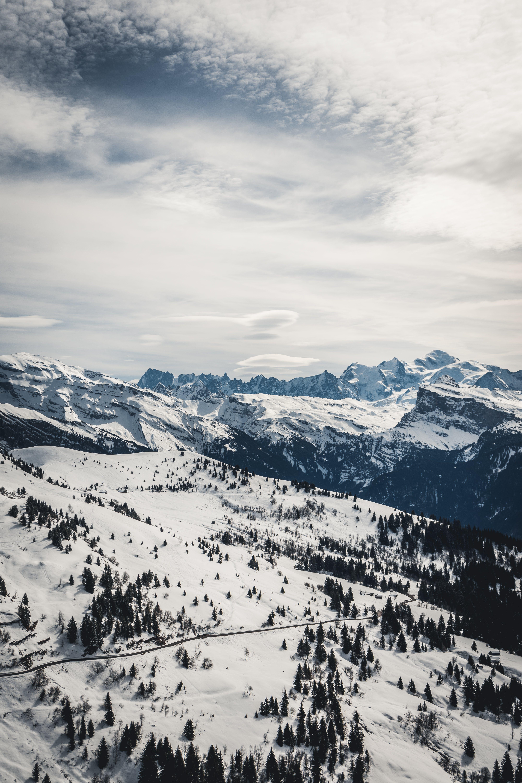 下雪的, 勃朗峰, 布蘭克, 白色 的 免費圖庫相片