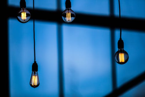Free stock photo of bulbs, lamps, lightbulb, lights